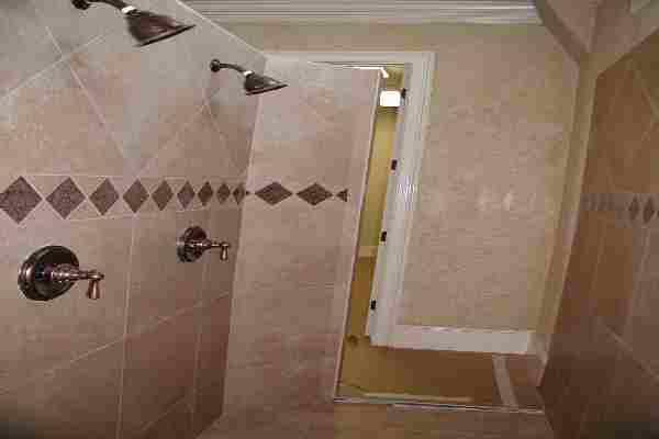 The Woodlands Lake Conroe Bathroom Remodel
