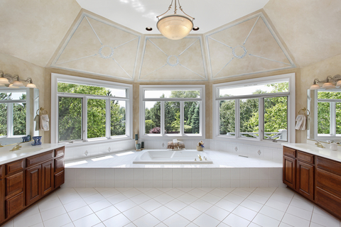 The Woodlands Texas Bathroom Remodel